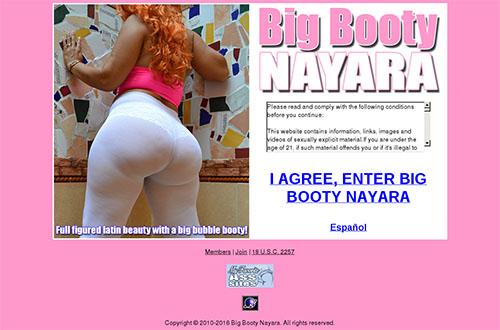 Big Booty Nayara